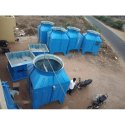 FRP Square Shape Cooling Tower