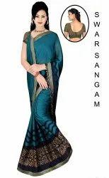 Rangoli Printed Soft Silk Sarees