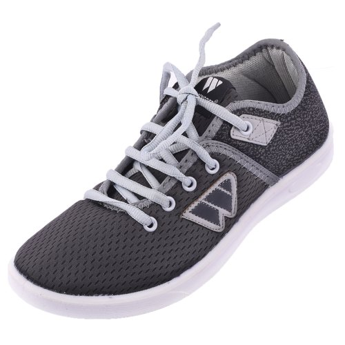 Lace Up Warrensoft Mens Grey Running Shoes Size 7 Packaging Type
