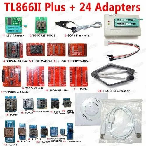 Universal IC Programmer - Integrated Circuits Manufacturer