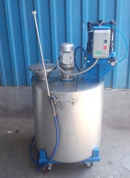 Die Lubrication Spraying Unit