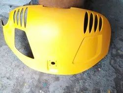 Tractor FRP Canopy