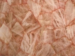 PRECIOUS ROSE QUARTZ STONE SLABS