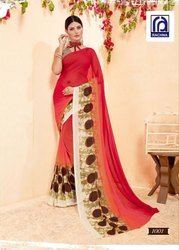 Rachna Georgette Stylla Catalog Saree Set For Woman