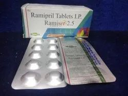 Ramiset-2.5 Mg Tablets