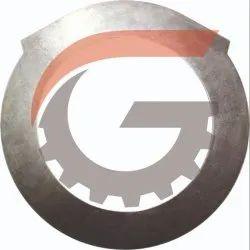 Wet Brake Disc Steel - NST Mahindra