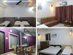 Super Deluxe AC Room Rental Service