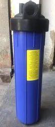 CF Blue PP Jumbo Cartridge Filter Housing