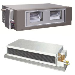 GI Sheet Blue Star Ductable Air Conditioner, Capacity: 5.5 Ton