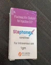 Staphonex 1gm Injection, Fusion