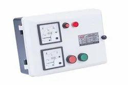 Three Phase Analog Regular Control Panel