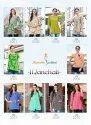 Mansiha Manchali Vol-2 Rayon Fancy Top Catalog Collection
