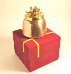 Decorative Christmas Gift Made Of Metal