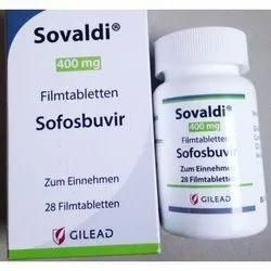 Sofosbuvir Tablet 400 Mg
