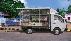 Grocery Delivery Van