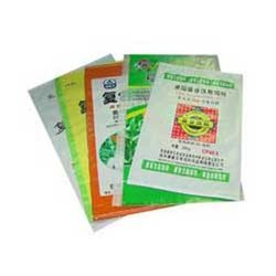 Multi Color Printed Laminated Bag