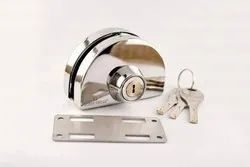 Single Glass Door Lock