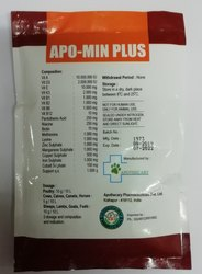 APO MIN Plus (Vitamin, Mineral & Amino Acids Supplement)