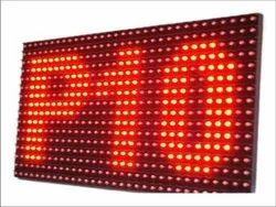 P10 Red LED Display Panel Module