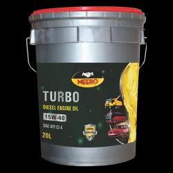 20L 15W-40 Turbo Diesel Engine Oil