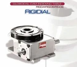 Globoidal Cam Indexing Table Rigidial