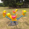 SNS 418 Duck Shape Merry Go Round