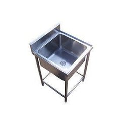 Single Pot Wash Sink