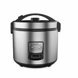 KENT 16021 SS Electric Rice Cooker, Capacity: 5 L