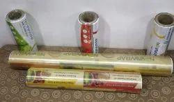 Novapack Clear Shrink Fresh Wrap Packaging PVC Cling Film for Food
