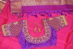 Bridal Designing Blouse
