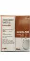 500mg Desirox 500 Mg Deferasirox Tablets, Packaging Size: 1 X 30 Tablets, For Clinical