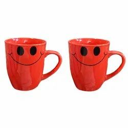 Smiley Ceramic Mug