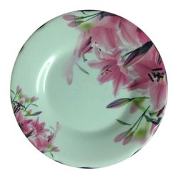 Melamine Cut Full Plate