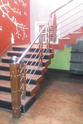 SSM98 Stainless Steel Staircase Railing