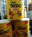 Nido Milk Powder 2.5 Kg Red Caps/White Caps