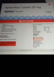 Apremilast Tablet 30 Mg