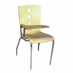 Wooden College and School Chair