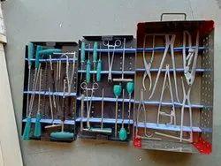Orthopedic Spine Instrument set