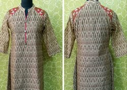Printed Cotton Ladies KUrti
