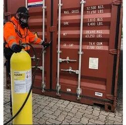 Export Container Fumigation Service