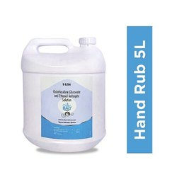 Clean Bac Hand Sanitizer Alcohol Based 5 Ltrs