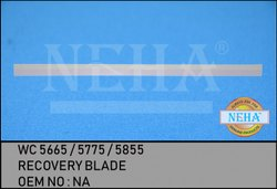 Neha White WC 5665 / 5775 / 5855 Recovery Blade for Copier Machine