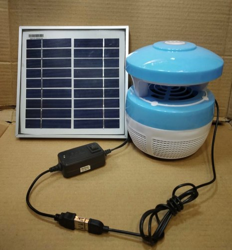 Mosquito Lamp Led Trap Solar Lighting Killer Insect CBrdxeo