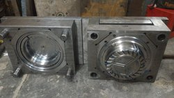 Tool Steel Plastic Injection Mold, For Industrial Application