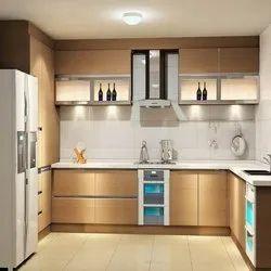 Stylish Minimalist Kitchen