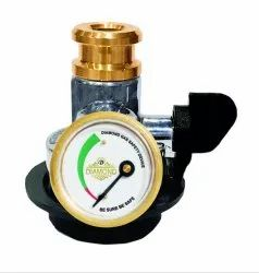Brass Diamond 25mm Gas Safety Device