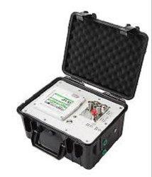 Dp 400 Mobile - Mobile Dew Point Measurement With Pressure Sensor