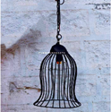 Hanging Lamp In Loft Iron Pendant Lamp Vintage Industrial Light Nordic Country Style for Cafe, Pub