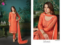 Khushika Designer Churtidar Suit