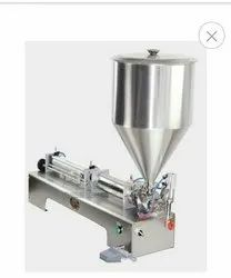 Paste & Cream Filling Machine